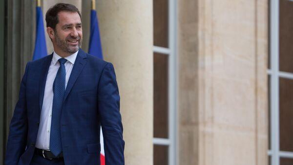 Первое заседание нового кабинета министров Франции - Sputnik France