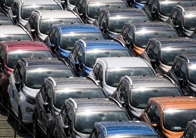 Des voitures (image d'illustration)