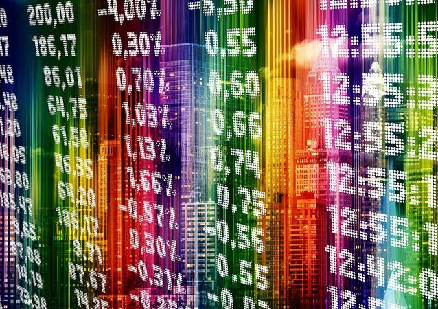 Bourse (image d'illustration)