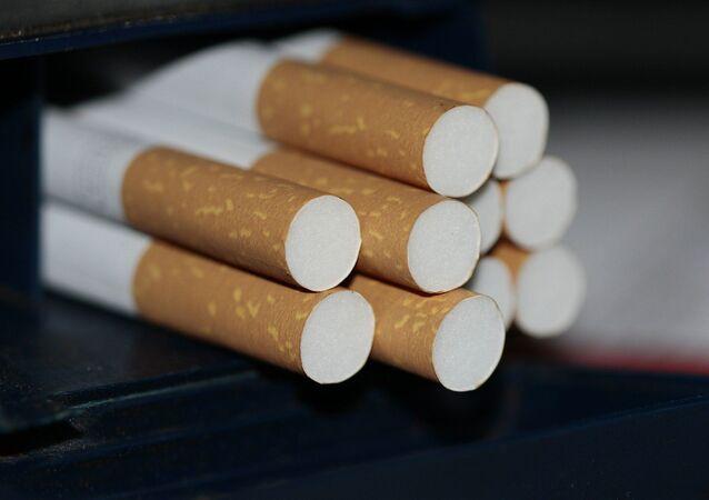 Cigarette (image d'illustration)