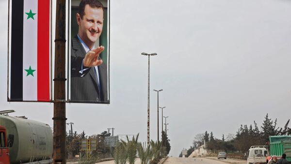 Autoroute Damas-Alep M5 (photo d'archives) - Sputnik France