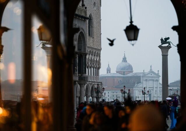 Venise, Italie (photo d'archives)