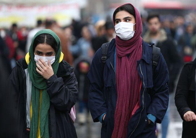 Des Iraniennes au Grand Bazar de Téhéran