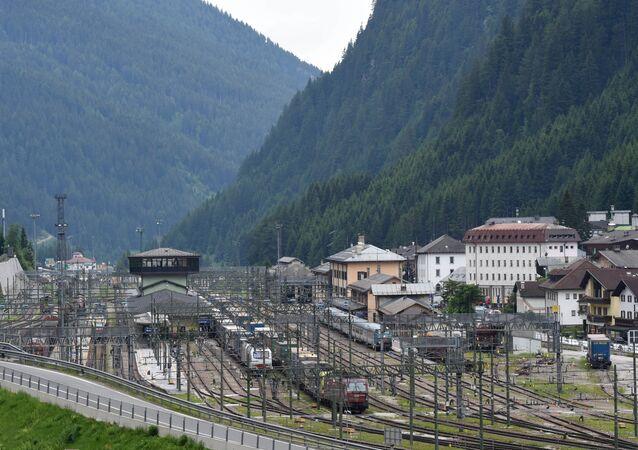 Brenner, photo d'illustration