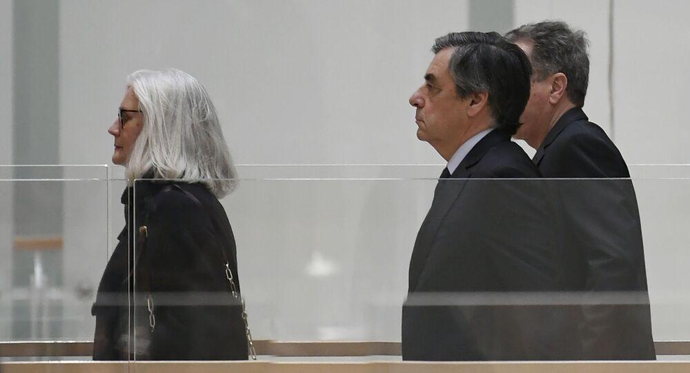 Francois et Penelope Fillon