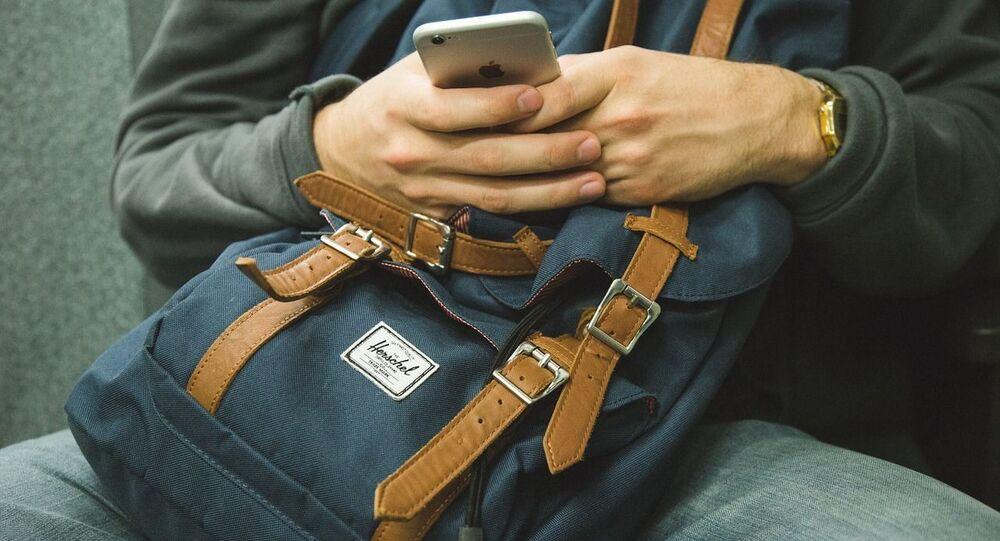 Smartphone, image d'illustration