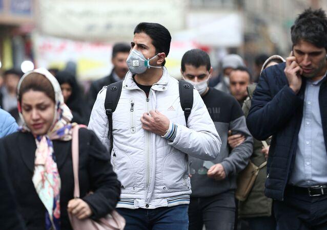Situation à Téhéran