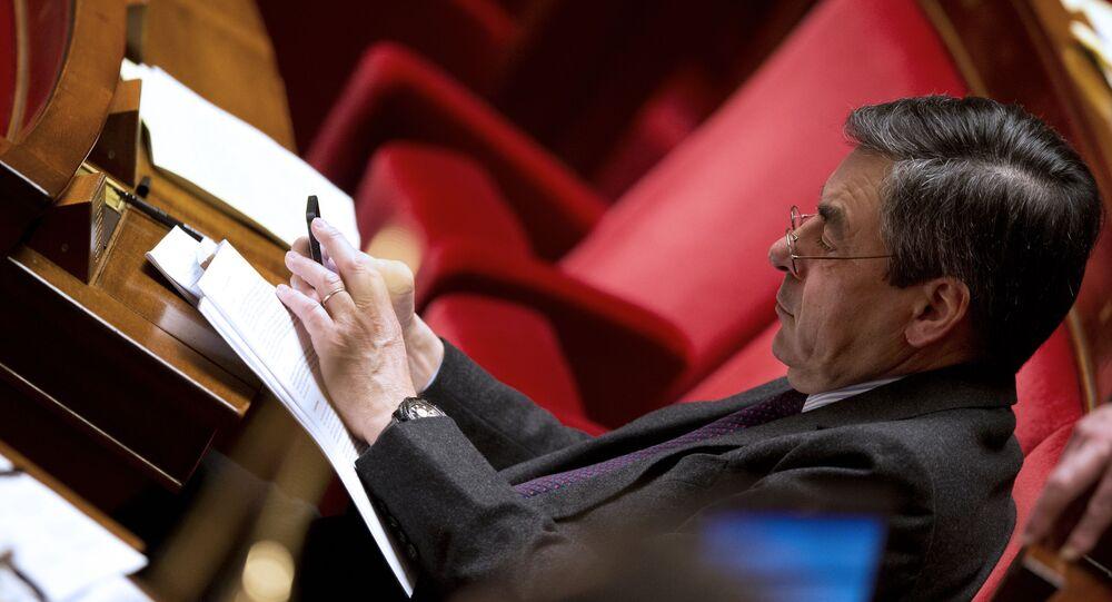 Francois Fillon, photo d'archive