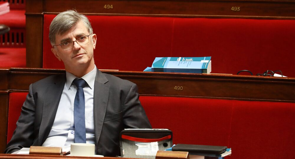 Jacques Maire