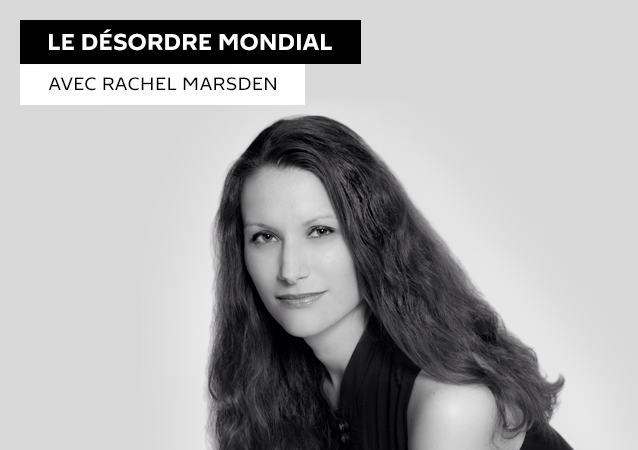 Le Désordre mondial avec Rachel Marsden