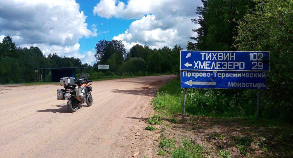 Sébastien Blandin prépare un long road trip sibérien depuis la France