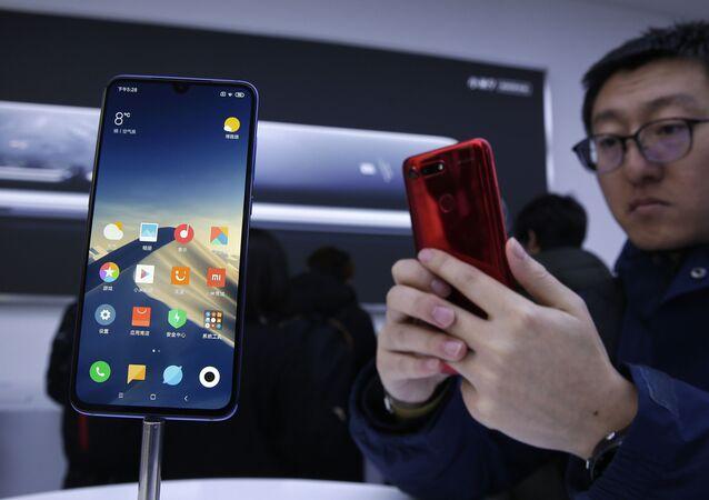 Un smartphone Xiaomi