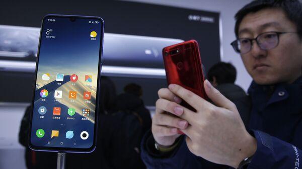 Xiaomi-Smartphones - Sputnik France