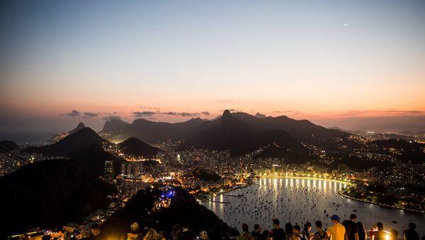 Rio de Janeiro: Sugar Loaf Mountain views - Sputnik France
