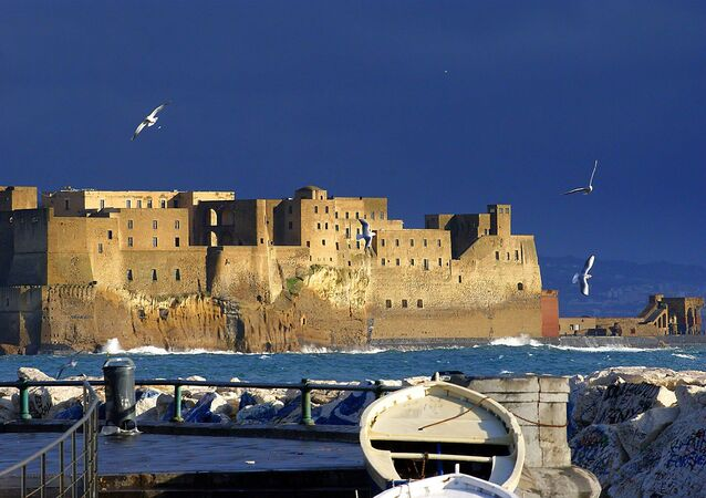 Naples, Castel dell'Ovo