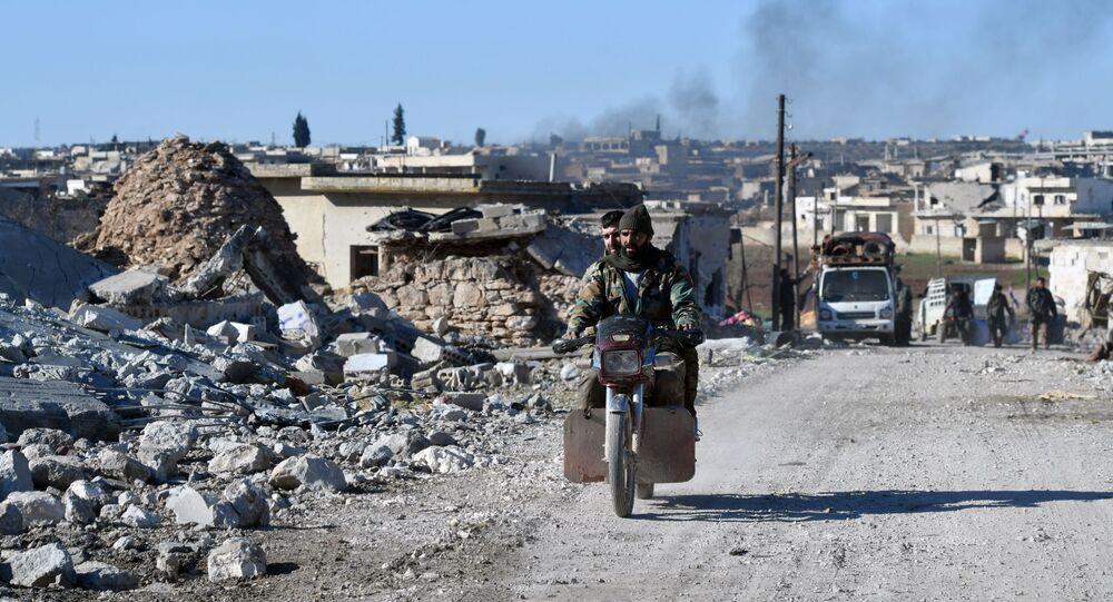 La situation en Idlib