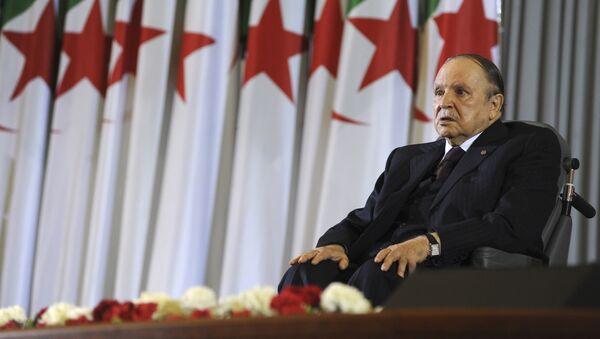 L'ex-Président déchu Abdelaziz Bouteflika - Sputnik France