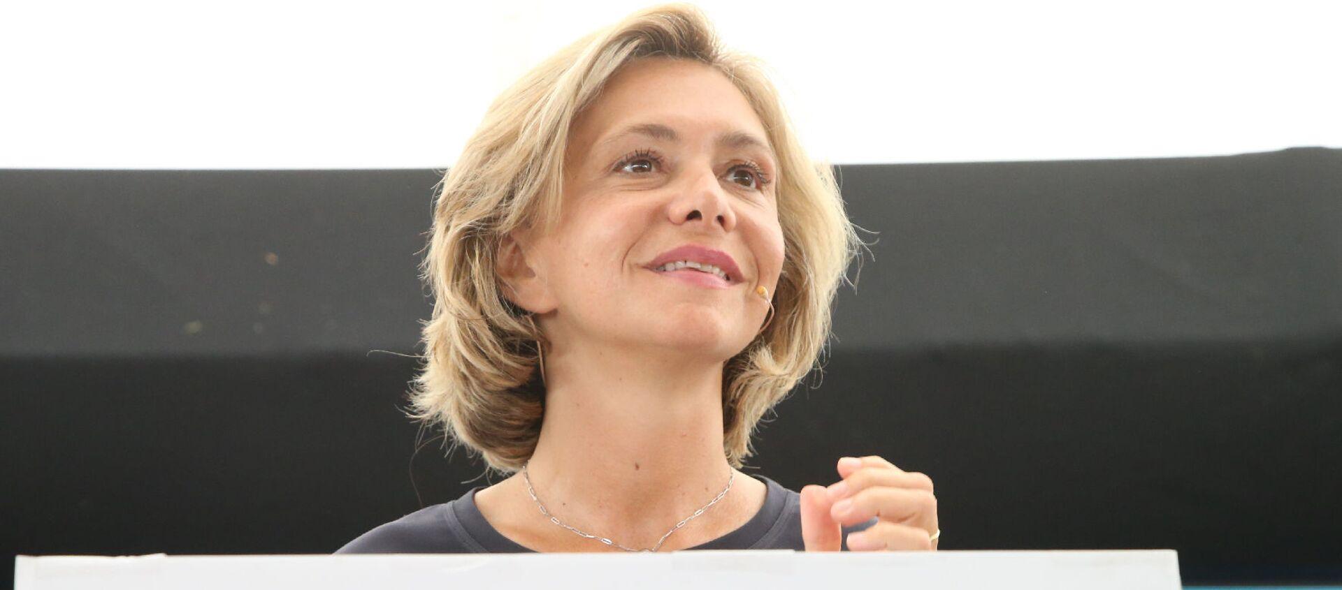 Valérie Pécresse, présidente de la région Ile-de-France, fondatrice du parti Libres! - Sputnik France, 1920, 22.07.2021