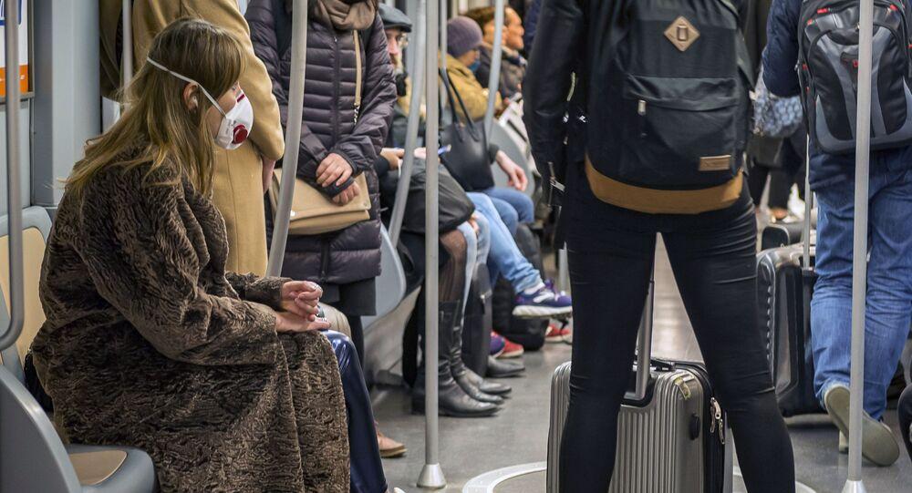 Situation à Milan sur fond de coronavirus