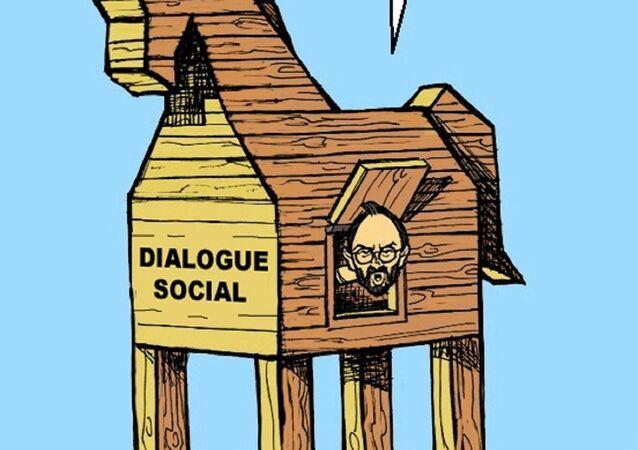 Jean-Luc Mélenchon: le 49-3 symbolise «les pulsions totalitaires» du gouvernement