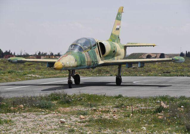 Un L-39 syrien