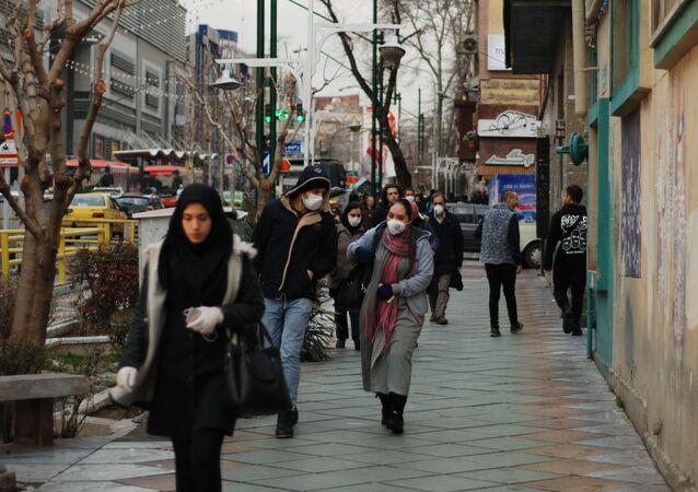 Situation en Iran sur fond de coronavirus