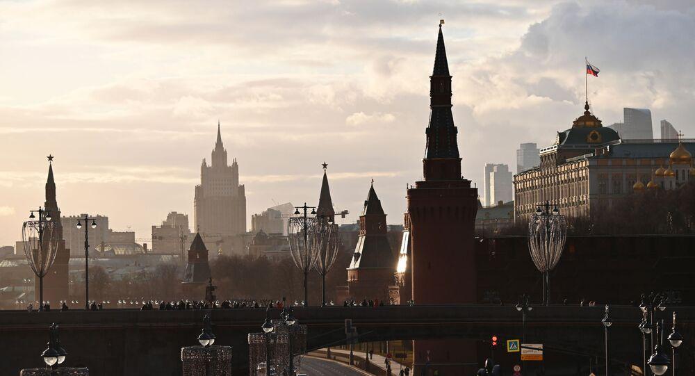 Le ministère russe des Affaires étrangères et le Kremlin
