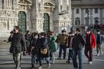 Pandémie de coronavirus en Italie (archive photo)en Italie