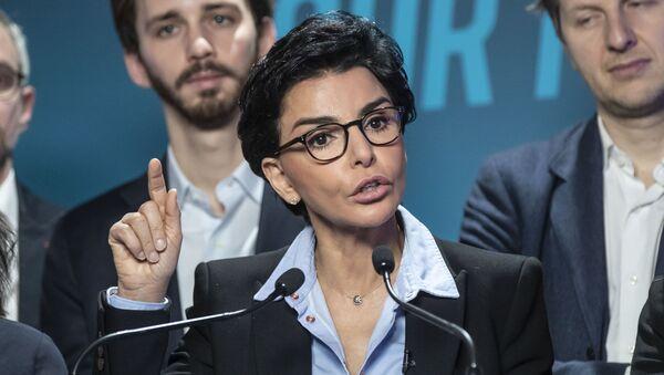 Rachida Dati - Sputnik France