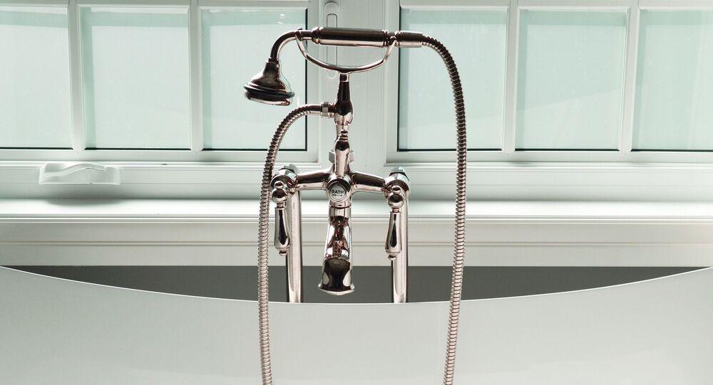 Une salle de bain (image d'illustration)