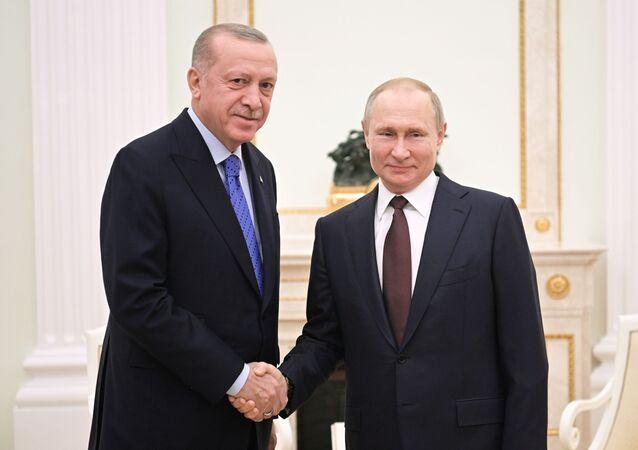 Rencontre Poutine-Erdogan