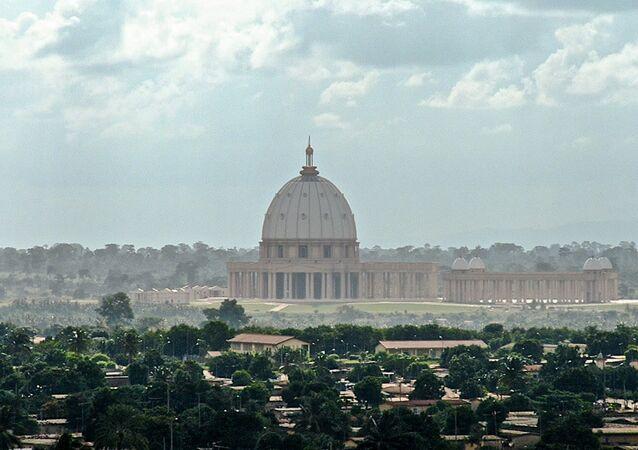 Yamoussoukro, capitale ivoirienne