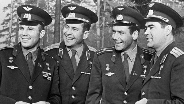 Les pionniers de l'Univers: la première section de cosmonautes de l'URSS  - Sputnik France