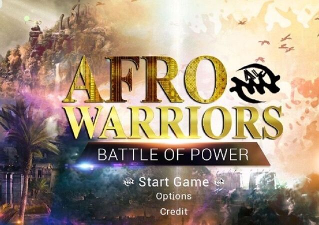 Afro Warriors, le Street Fighter africain.
