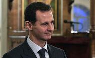 Bachar el-Assad à Damas