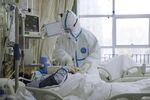 Un médecin de l'hôpital central de Wuhan