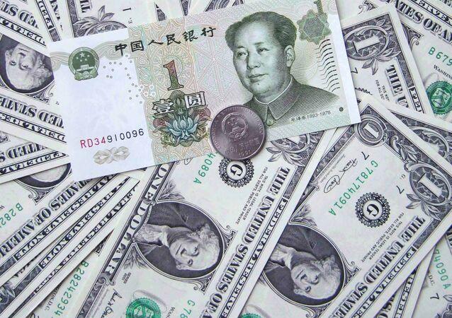Dollars et yuans