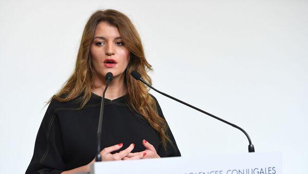 Marlène Schiappa - Sputnik France