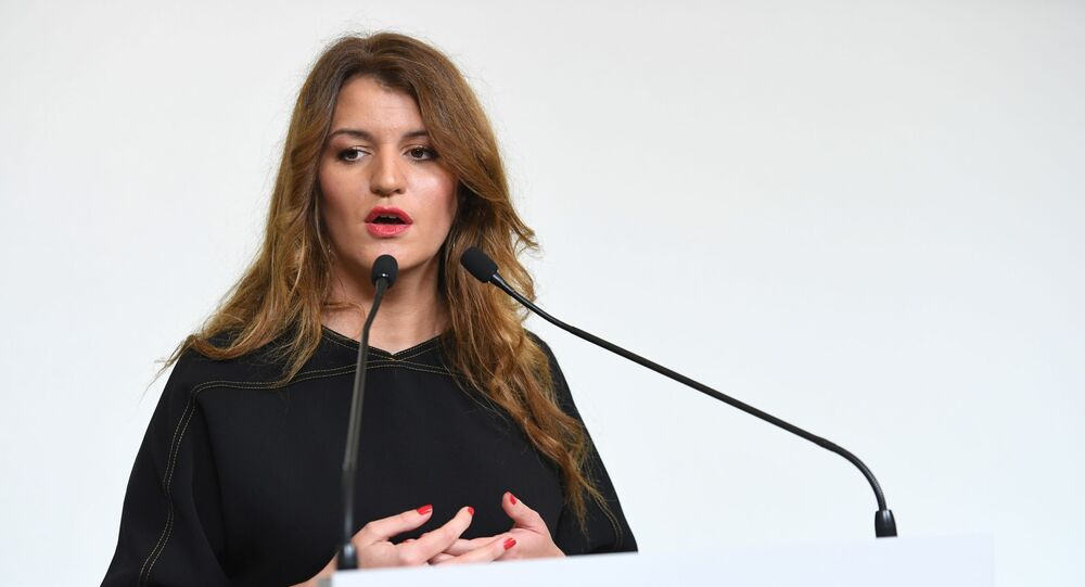 Marlène Schiappa (archive photo)