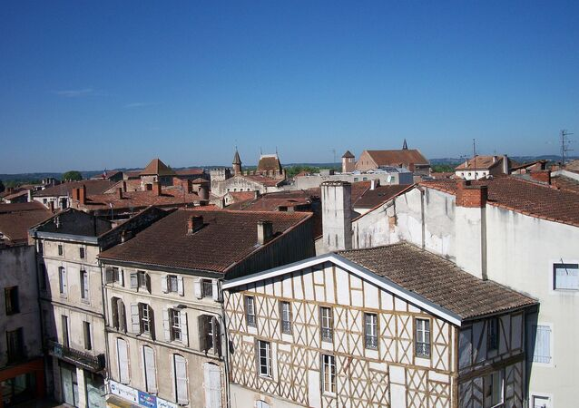 Agen, Lot-et-Garonne, France