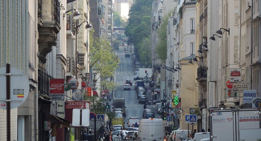 Le 19me arrondissement de Paris