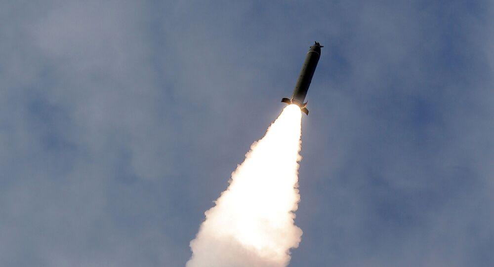 Le régime tire trois projectiles non identifiés — Corée du Nord