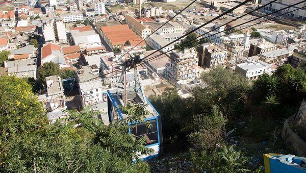 Téléphérique d'El-Madania, Alger, Algérie - Sputnik France