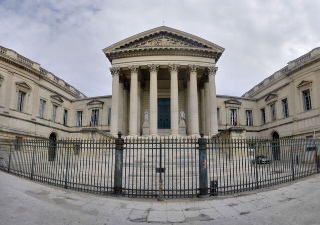 Palais de Justice à Montpellier