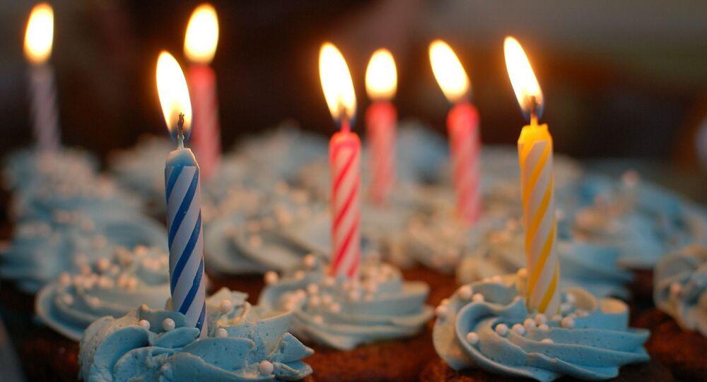 Un anniversaire (image d'illustration)