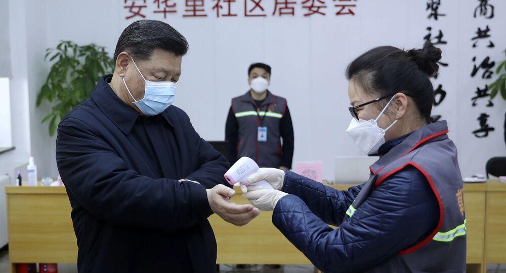 Xi Jinping promet un vaccin et des milliards contre le coronavirus — Chine