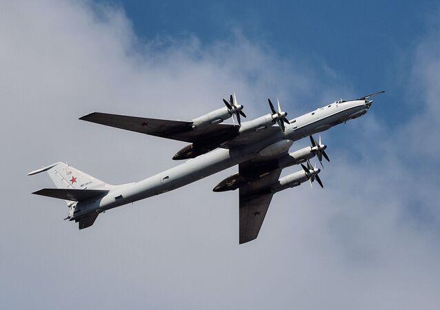 Toupolev Tu-142