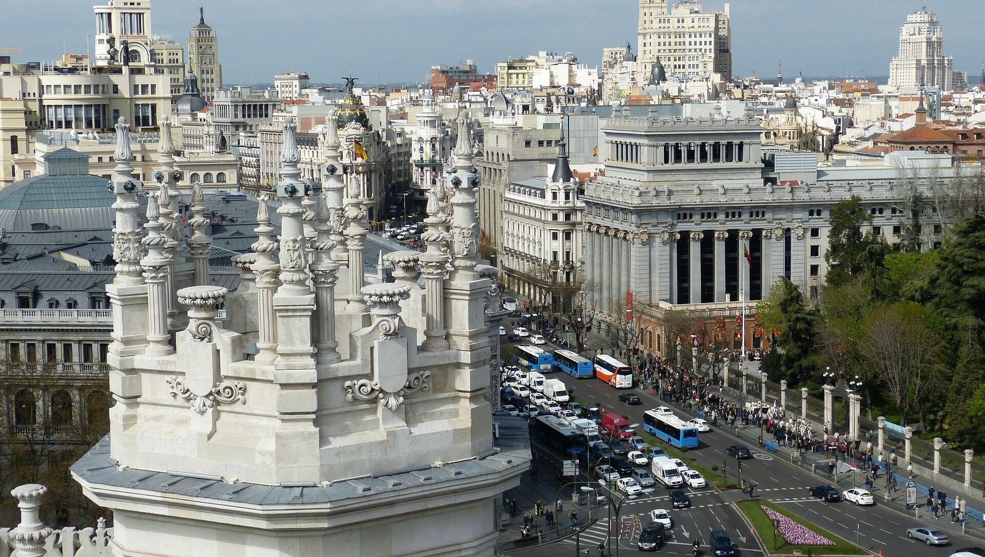 Madrid - Sputnik France, 1920, 06.04.2021