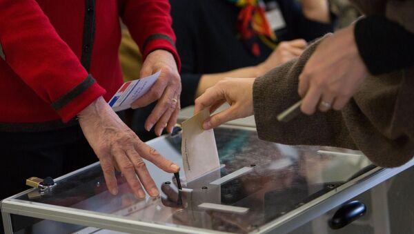 élections en France (image d'archives) - Sputnik France