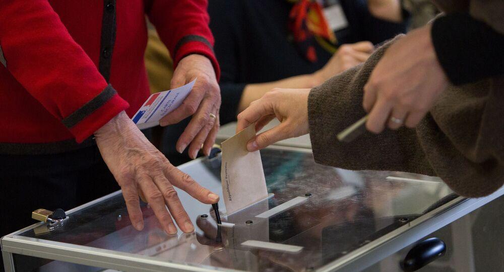 Elections en France (archives)